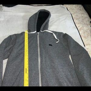 BILLABONG Long Sleeve Zipper Hoodie Used Mens XL